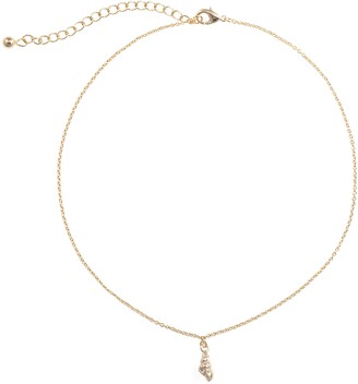 Uncommon James by Kristin Cavallari Playa Shell Pendant Necklace