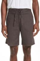 Onia Men's Max Linen Shorts