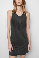 Zadig & Voltaire Country Fringes Dre