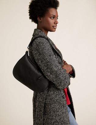 Marks and Spencer Leather Mini Hobo Bag