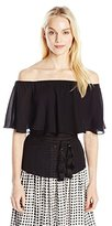 Rachel Zoe Women's Mardi Off Shoulder Top