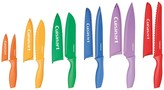 Cuisinart Advantage 12-Piece Color Knife Set
