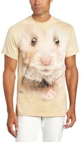 The Mountain Men's Hamster Face T-Shirt