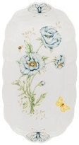 "Lenox Butterfly Meadow"" Oblong Sandwich Tray, 14 3/4"""