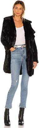 BB Dakota Jack By Shear Factor Faux Fur Coat