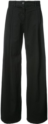 Nili Lotan Super Flared Trousers