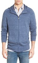 Maker & Company Men's Hooded Zip Sweater