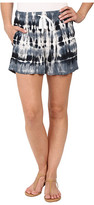 Splendid Treatment Rayon Voile Shorts