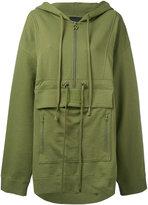 Fenty X Puma - sweatsuit pullover - women - Cotton/Polyester/Spandex/Elastane - S