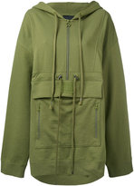 Fenty X Puma - sweatsuit pullover - women - Cotton/Polyester/Spandex/Elastane - XS
