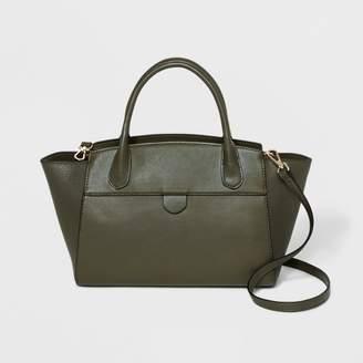 A New Day Winged Satchel Handbag
