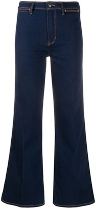Tommy Hilfiger High Rise Flared Jeans