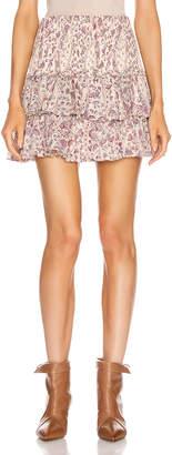 Etoile Isabel Marant Naomi Skirt in Ecru | FWRD