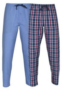 Hanes Men's Woven Sleep Pant, 2 Pack