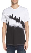 Altru Men's 'Foggy Pines' T-Shirt