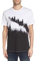 Altru Men's 'Foggy Pines' T-Shirt