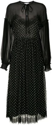 Nk Orion Nara polka dots dress