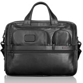 Tumi Men's 'Alpha 2' Expandable Laptop Briefcase - Black