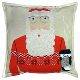 Threshold Pillow - Santa