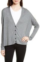 ATM Anthony Thomas Melillo Women's Modal Blend V-Neck Cardigan