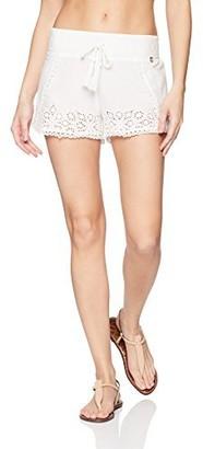 OndadeMar Women's Eyelet Shorts