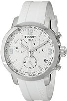 Tissot Men's T0554171701700 Analog Display Quartz White Watch