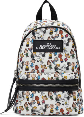 Marc Jacobs Multicolor Peanuts Edition The Medium Backpack