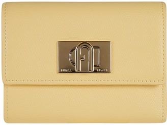 Furla Twist-lock French Wallet