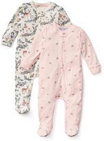 Gap babyGap | Disney baby Snow White and Seven Dwarfs footed one-piece (2-pack)