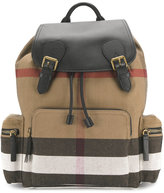 Burberry Large Rucksack backpack - men - Jute - One Size