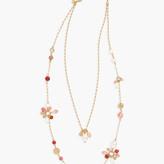Talbots Tiny Surprises Layer Necklace