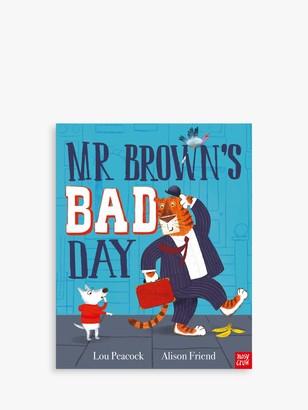 Mr Brown's Bad Day Children's Book