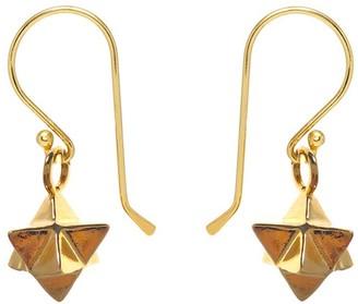 Mirabelle Jewellery Merkaba Earrings