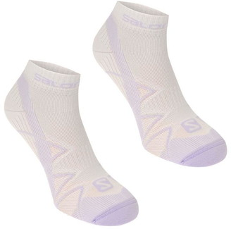 Salomon X Scream 2 Pack Running Socks Ladies