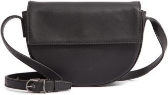 Matt & Nat Rith Vintage Collection Faux Leather Saddle Bag