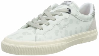 Pepe Jeans London Women's Kenton Classic Woman White Sneaker