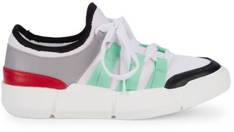 Steve Madden Fallyn Lace-Up Low-Top Dad Sneakers