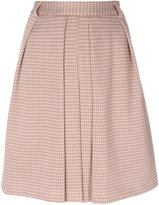 Steffen Schraut pleated skirt