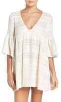 Mara Hoffman Crochet Cover-Up Dress