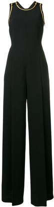 Ralph Lauren Collection Sharmin Gabardine wide-leg jumpsuit