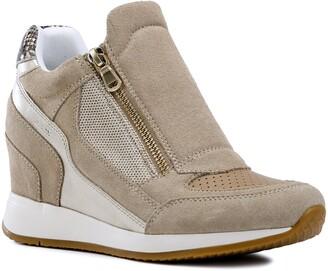 Geox Nydame Wedge Sneaker