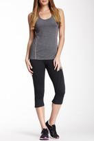 Bally Total Fitness Total Fitness Platinum Curve Seam Legging
