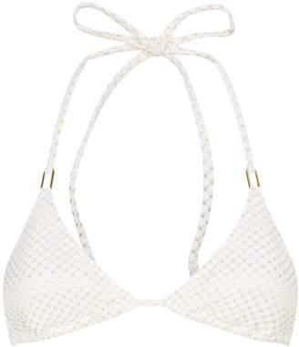 Melissa Odabash Cancun Halterneck Bikini Top