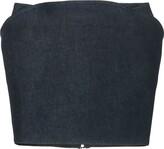 Thierry Mugler structured mini skirt