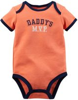 Carter's Baby Boy Family Slogan Bodysuit