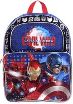 Marvel Captain America Cargo Backpack