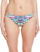 Kenneth Cole Reaction Women's Hot To Trot Tribal Hipster Bikini Bottom
