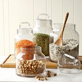 Williams-Sonoma Williams Sonoma Glass Pantry Canister