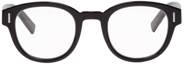 Christian Dior Black DiorFraction03 Glasses