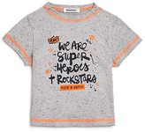 3 Pommes Infant Boys' Rockin' Heroes Tee - Sizes 3-24 Months